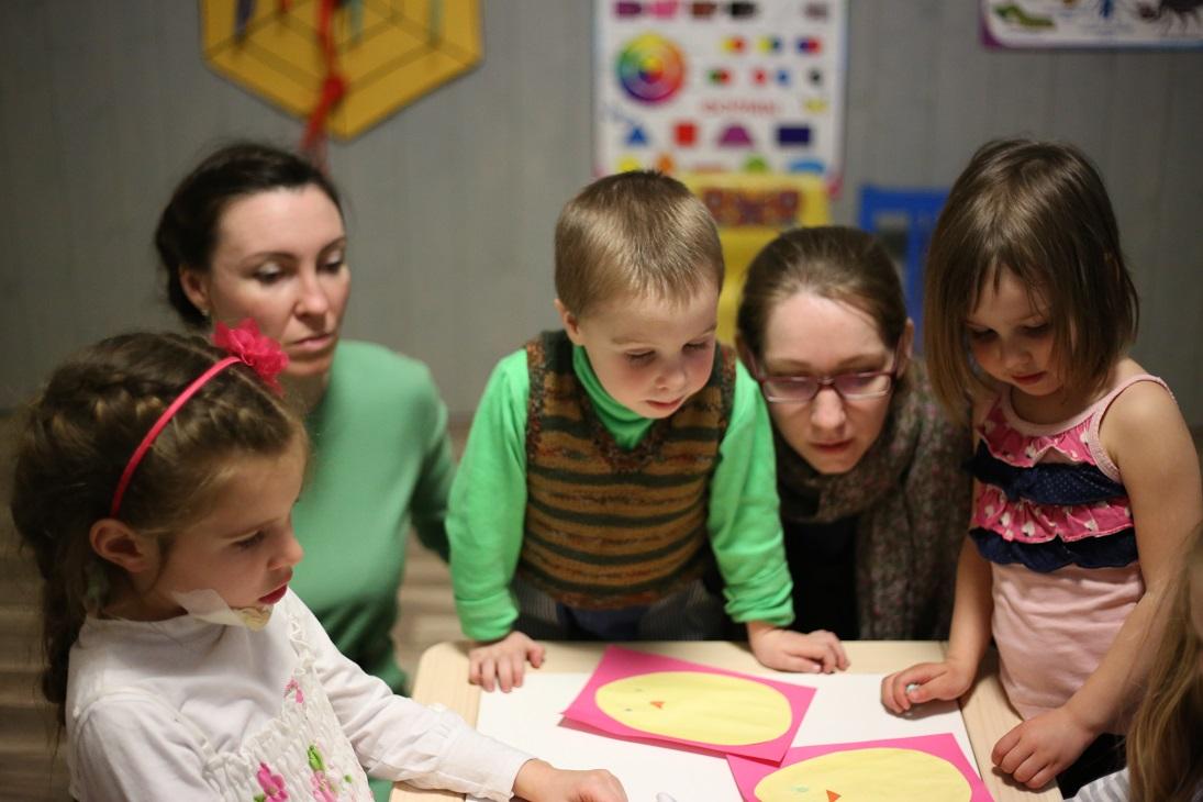 Благость и детский дом